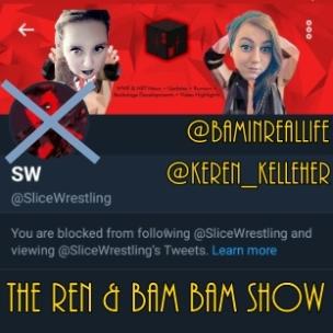 The Ren and Bam Bam Show RawSmackdownAft